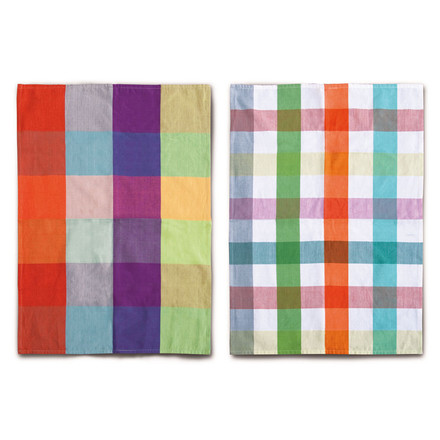 Remember - Tea Towel Set Nr. 9, multi-coloured