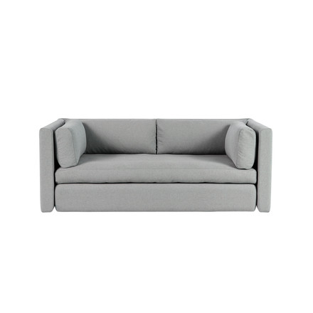 Hay - Hackney Sofa, 2 seater, Steelcut 123