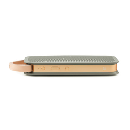 Bang & Olufsen - BeoPlay A2 grey, lying flat
