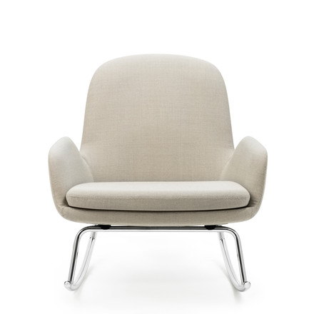 Normann Copenhagen - Era Rocking Chair, low, breeze fusion