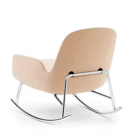 Normann Copenhagen - Era Rocking Chair, low, fame