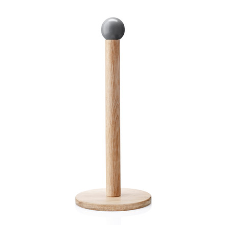 Applicata - Clown Paper Towel Holder, city grey