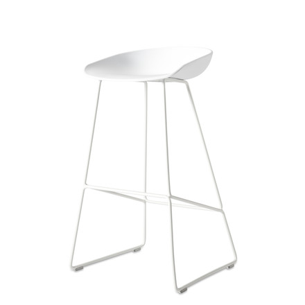 Hay - About A Stool AAS 38, white / white