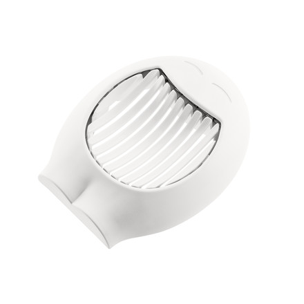 Koziol - Giovanni Egg and Mozzarella Slicer, white