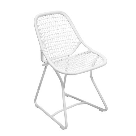 Fermob - Sixties Chair, cotton white