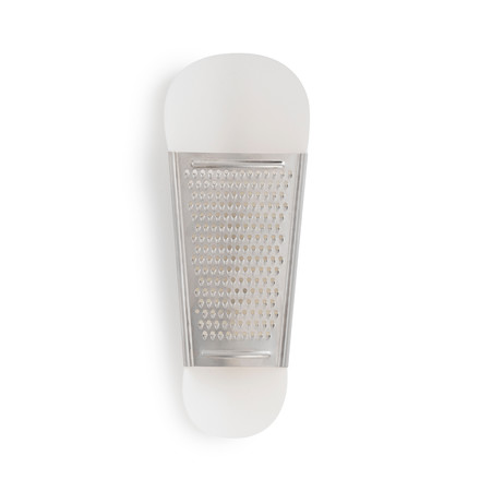 Normann Copenhagen - Pinch Cheese Grater, white