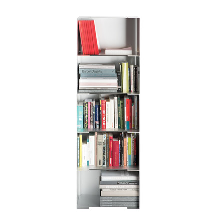 Auerberg - Book Box, stacked high, open with books