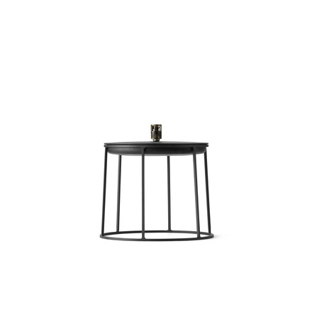 Menu - Wire Base 202, black, Wire Disc