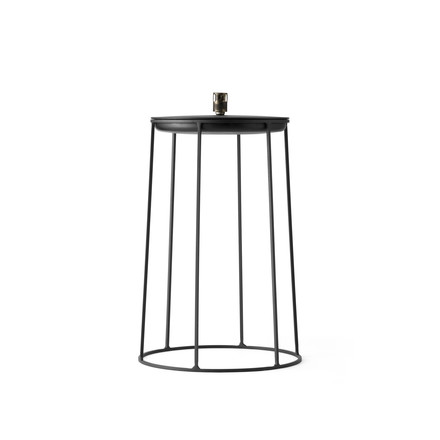 Menu - Wire Base 404, black, Wire Disc
