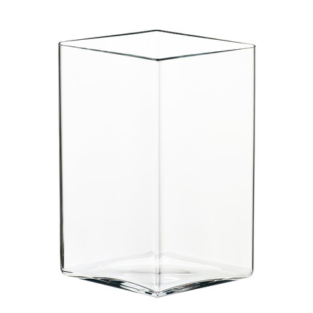 Iittala - Ruutu Vase 205 x 270 mm, clear