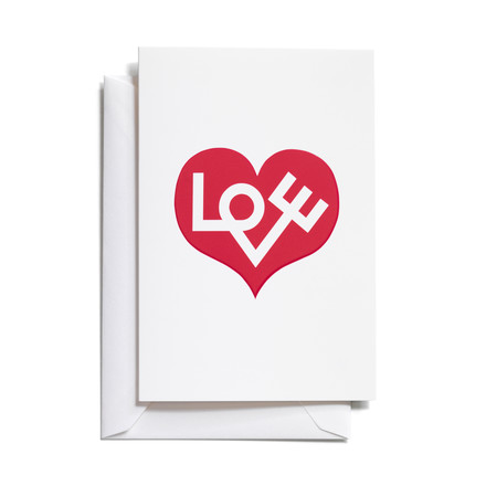 Vitra - Greeting Cards, Love Heart