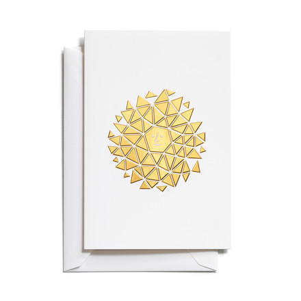 Vitra - Greeting Cards, Sun