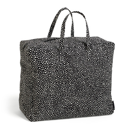 Hay - Dot Beach Bag, large