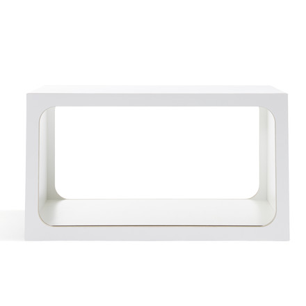 Müller Möbelwerkstätten - Boxit stapable Shelf Module, white