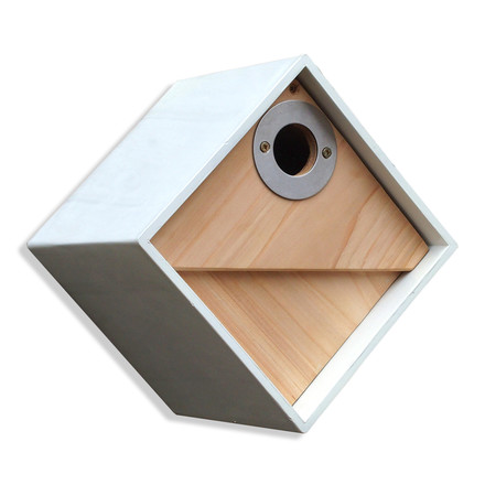 Wildlife World - Urban Bird Nestbox, Diamond free