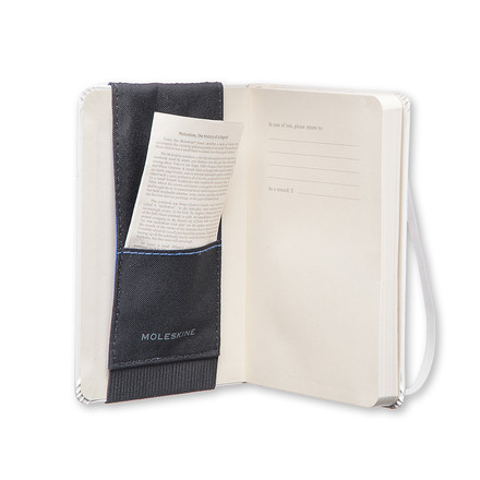 Moleskine - Utensil Bag Pocket, paynes grey