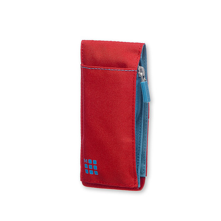 Moleskine - Utensil Bag Pocket, scarlet red