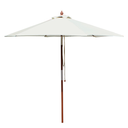 Fiam - Maui Sun Umbrella, white