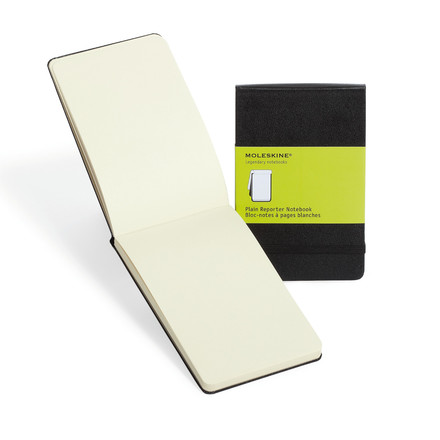 Moleskine - Blanko Notizblock Large, Hardcover