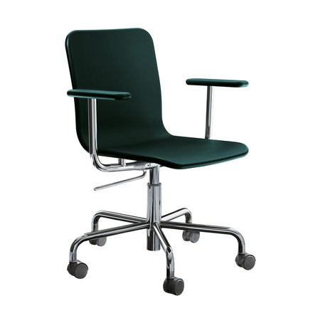 Magis - Soho Office Chair, dark green