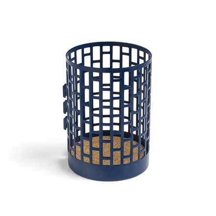 Hay - Pinorama Pen Holder, dark-blue