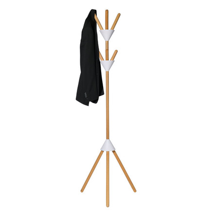 Alessi - Pierrot Coat Stand, white