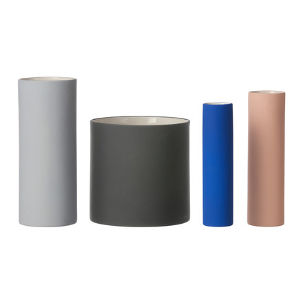 Multicolour Collection vase set by ferm Living