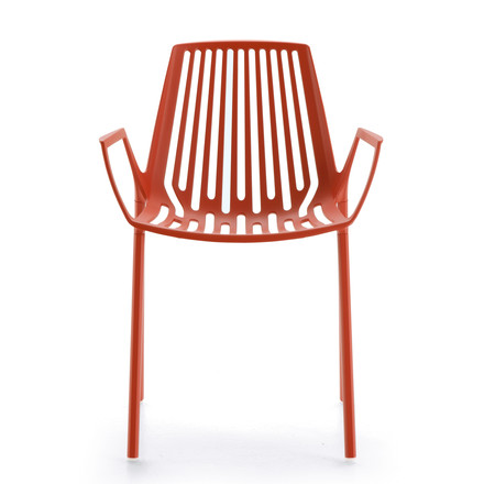 Fast - Rion armchair, coral