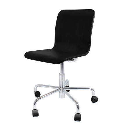 Magis - Soho Office Chair, black, without armrest