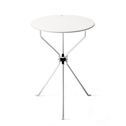 Zanotta - Cumano Coffee Table, white