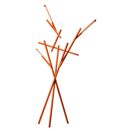 Foscarini - Tuareg Floor Lamp in orange
