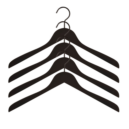 Nomess - Soft Hanger without bar (set of 4)