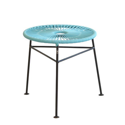 OK Design - Centro Stool, light blue