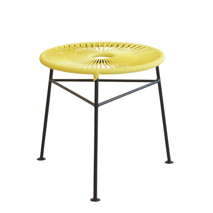 OK Design - Centro Stool, yellow