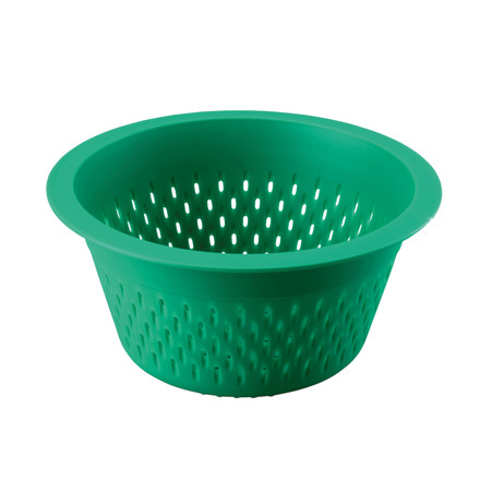 Thomas - Bowl with colander 22 cm (2-pcs.), green, only the colander