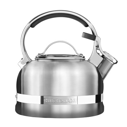 KitchenAid - Kettle for 1.9 l in stainless steel