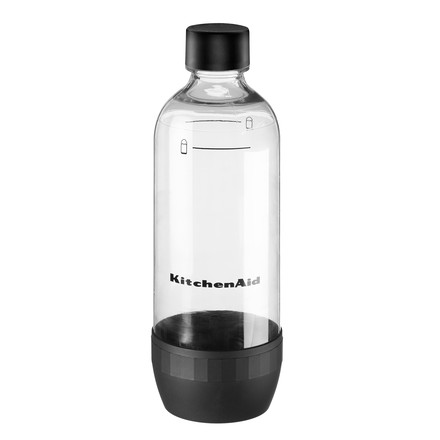 KitchenAid - Artisan Sodastream bottle, black