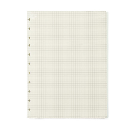 Atoma - Refill pack Alain Berteau Notebook A4, chequered