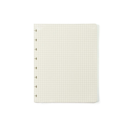 Atoma - Refill pack Alain Berteau Notebook A5, chequered