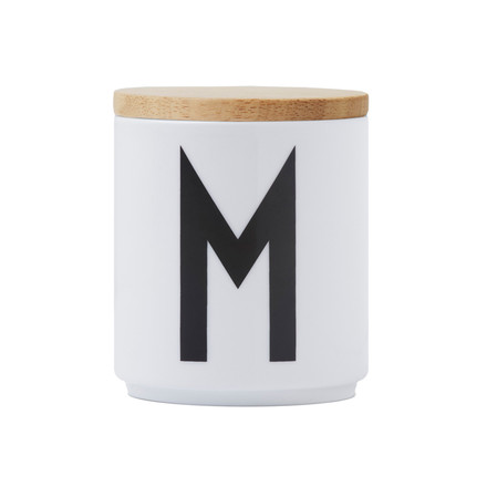 Design Letters - Cover for the AJ porcelain mugs, natural