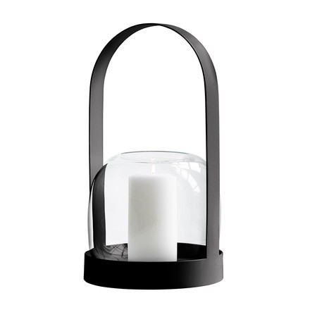 Menu - Carrie Lantern, black