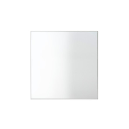 by Lassen - View Mirror 56 x 56cm, white