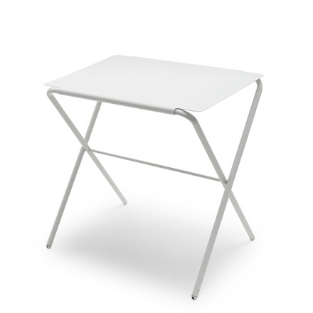 Skagerak - Bow table large in silver white