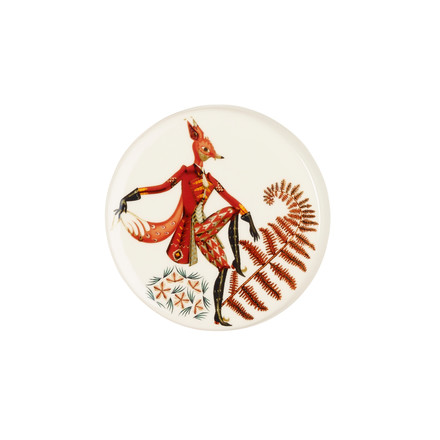 Iittala - Tanssi wall decoration, fox
