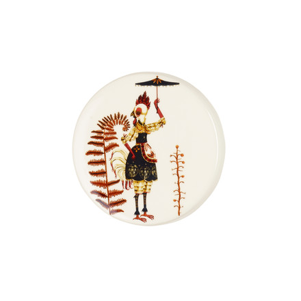 Iittala - Tanssi wall decoration, hen
