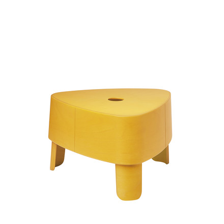 Iittala - Plektra stool in yellow