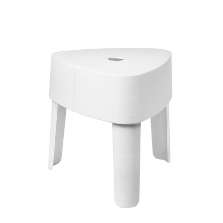 Iittala - Plektra stool in white