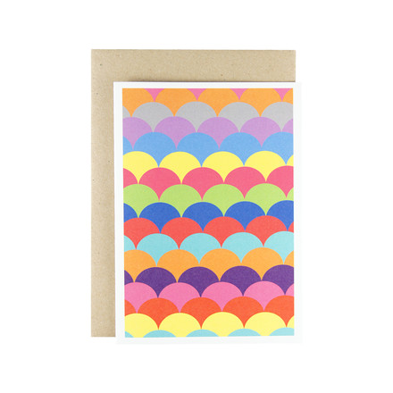 Karte - Without Sugar Greeting Card (Bright)