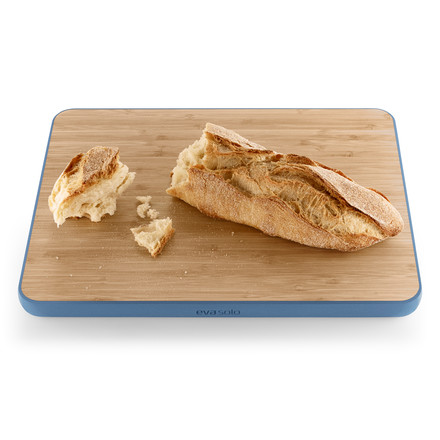 Eva Solo - Chopping Board Moonlight blue, with baguette