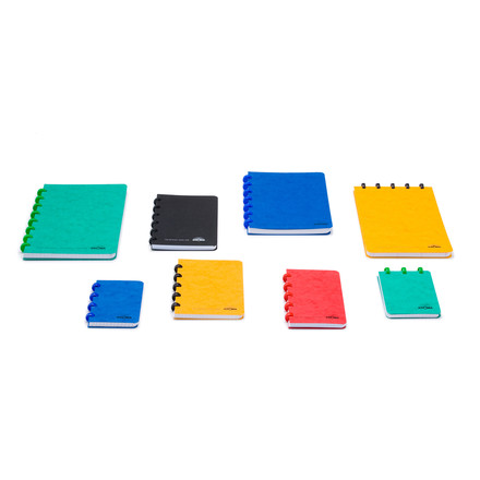 Atoma - Basic notebooks A5+ A6, different colours